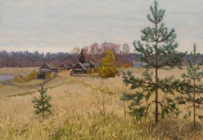 "Filippov, Vladimir V.- ""Village Salpa"""