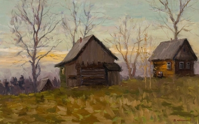 "Filippov, Vladimir V.- "" Evening"""