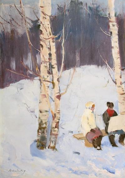 Sokolov, Vassily V.-