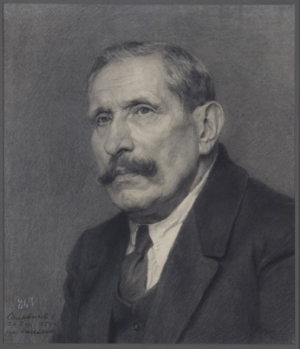 Stasevich, Ivan N.- Man with Moustache